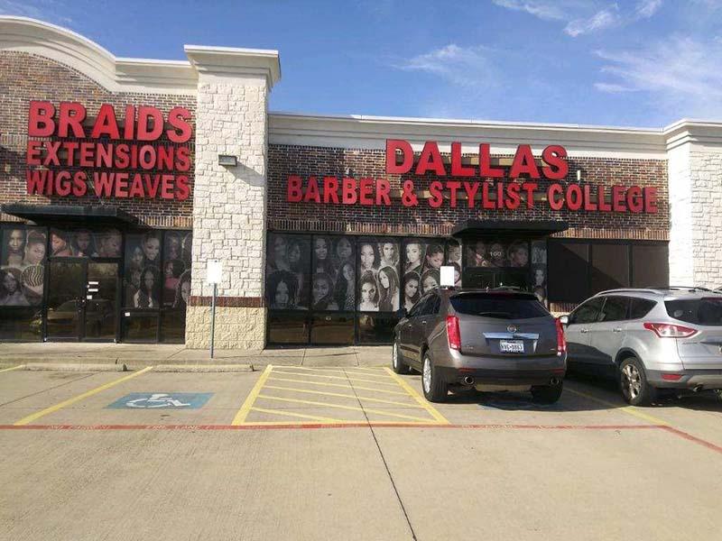 Dallas Barber and Stylist College